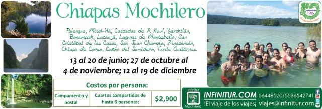 Chiapas Mochilero
