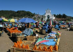 San Juan Chamula Explanada