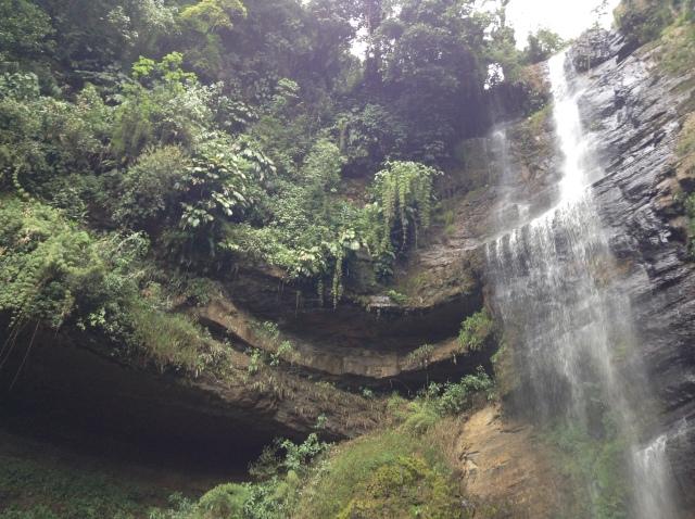 Cascada Juan Curí